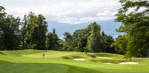Evian Golf Challenge
